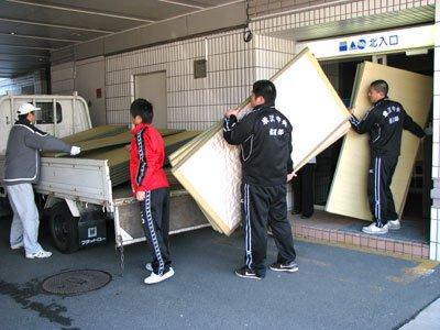 【高校生によるボランティア活動も!】:画像
