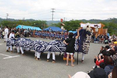 【第22回ながい黒獅子まつり〜伝統文化発表会】:画像