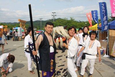 【第22回ながい黒獅子まつり〜十日町 白山神社】:画像