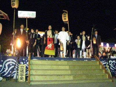 【第22回ながい黒獅子まつり〜白兎 葉山神社】:画像