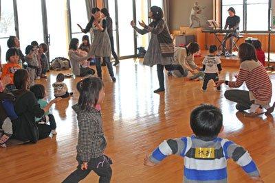 【音楽で楽しく遊ぼう!〜リトミック教室】:画像