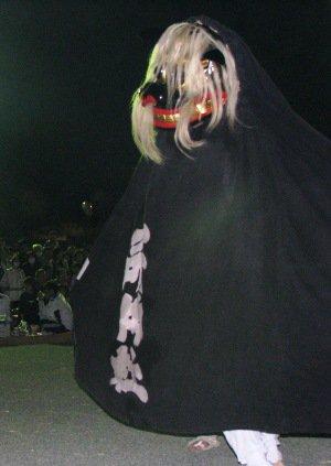 【第23回ながい黒獅子まつり〜寺泉 五所神社】:画像