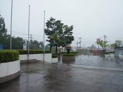 【今日は『雨』の長井市です】:画像