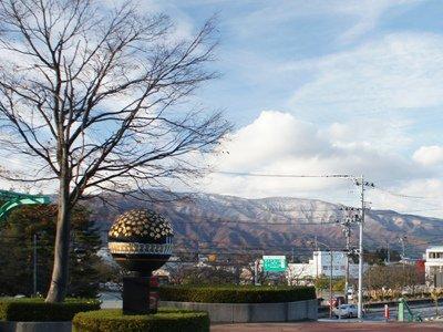 【初冠雪!】:画像