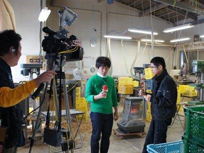 【2/26 けん玉を作っている「山形工房」がピヨたまに!】:画像