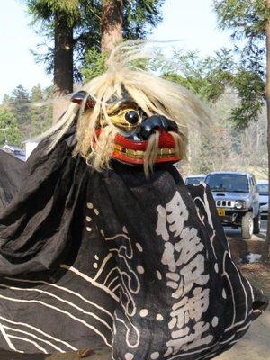 【5月3日、伊佐沢神社例祭です】:画像