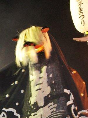 【第24回ながい黒獅子まつり〜草岡 津嶋神社】:画像