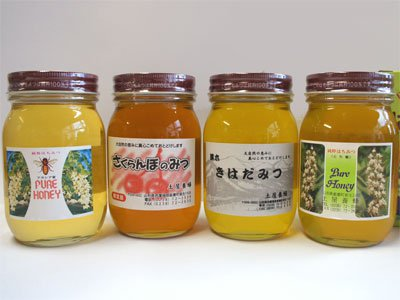 【とろ〜り♪甘〜い♪純粋ハチミツ】:画像