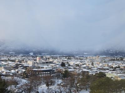 【一気に「雪」降りすぎ!】:画像