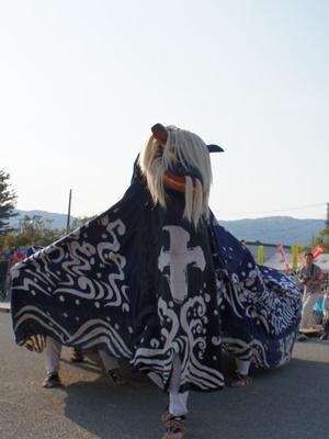 【第25回ながい黒獅子まつり〜十日町 白山神社】:画像