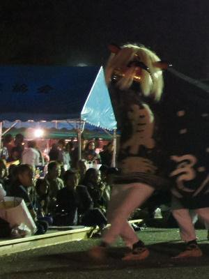 【第25回ながい黒獅子まつり〜草岡 津嶋神社】:画像
