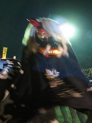 【第25回ながい黒獅子まつり〜白兎 葉山神社】:画像