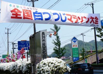 【第37回 白つつじマラソン大会開催】:画像