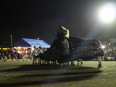 【第26回ながい黒獅子まつり〜總宮神社(宮)】:画像