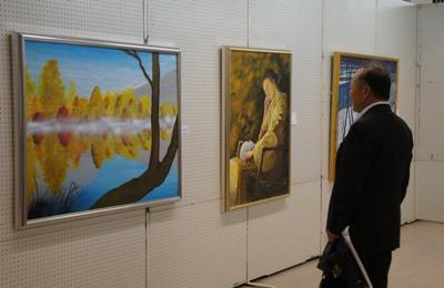 【第54回長井芸術祭が始まりました】:画像