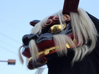 【「黒獅子例大祭」見学ツアー】:画像
