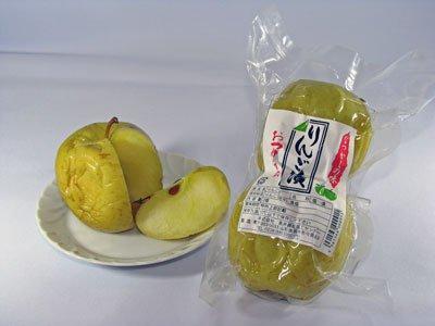 【冬だけの美味しさ「りんご漬」】:画像