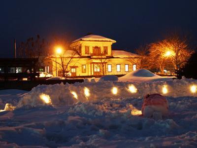 【冬まち歩き〜雪灯り回廊まつり放浪記〜】:画像