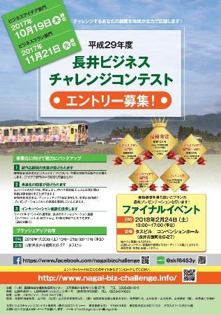 【長井ビジネスチャレンジコンテスト】:画像