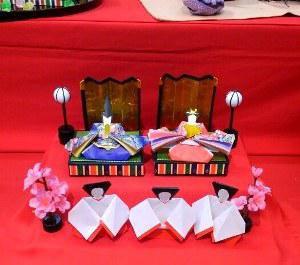 【春待ち 手づくりおひな様展 −小桜館−】:画像