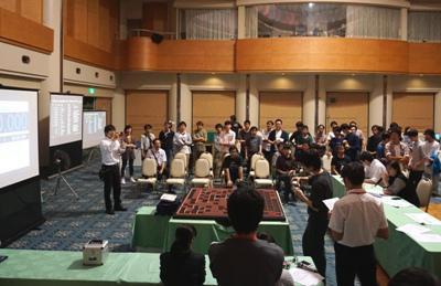 【マイクロマウス東北地区大会開催!】:画像