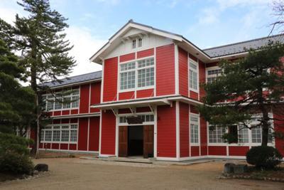 【旧長井小学校第一校舎オープン!】:画像