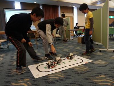 【ロボットセミナー 開催】:画像