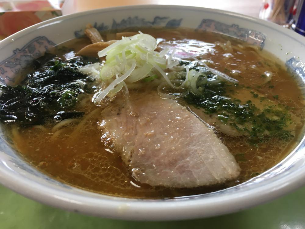 長井市《金ちゃんラーメン》の味噌らーめん:画像
