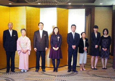 株式会社仁藤商店「創立100周年記念祝賀会」を開催しました。:画像