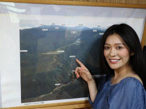 標高1126(イイフロ)は、この辺です。(^_-)-☆:画像