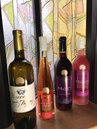 『日本ワインコンクール2017』にて4銘柄入賞:画像