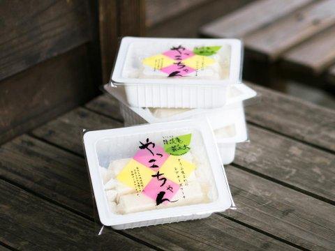 清流庵【やっこちゃん4パックセット】2,160円:画像
