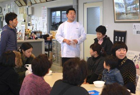 〈新豆祭〉豆腐づくり体験教室(12/5):画像