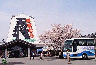 将棋むら/天童タワー:画像