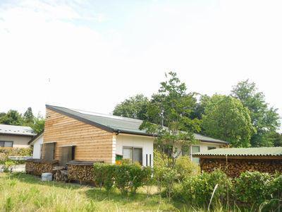【泉崎村・Yさん宅の改造 】山小屋雰囲気しあがりました:画像