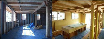【構造見学会11/12〜13】 ドミノ2会場 郡山市安積町&開成:画像