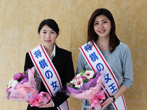 ☆第37回 将棋の女王コンテスト☆:画像