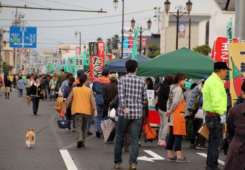 軽トラ市IN天童:画像