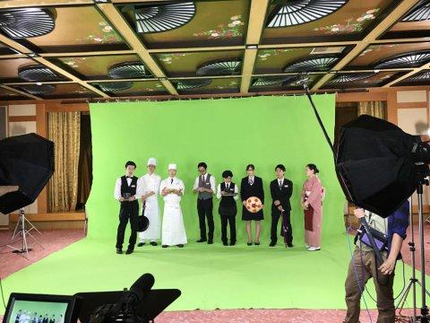 忘新年会CMが明日から放送になります!:画像
