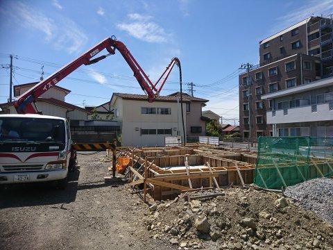七ヶ浜   T様邸進捗:画像