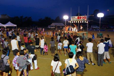 第47回 豊田地区ふるさとづくり夏まつりが開催されました。:画像