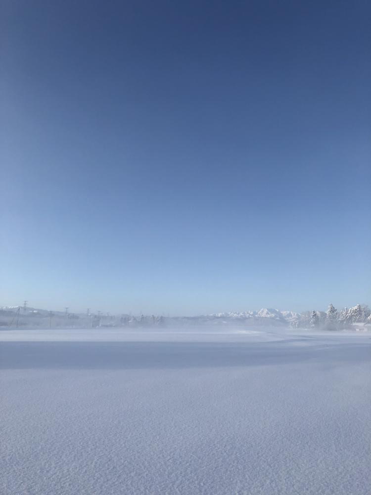 豊田の冬景色:画像