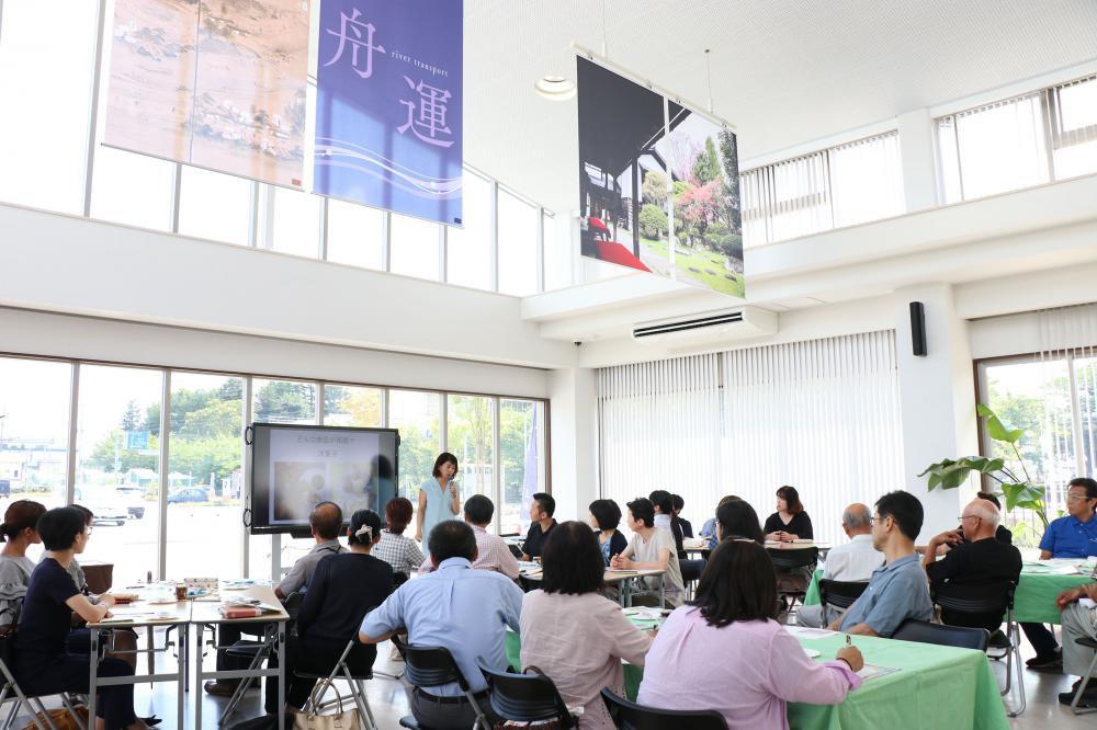 豊田地区【農産加工ビジネス講習会】に参加しました。:画像