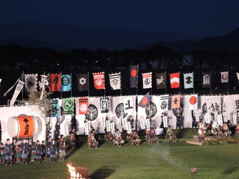 上杉謙信公出陣の儀「武てい式」に参加 募集終了いたしました。:画像