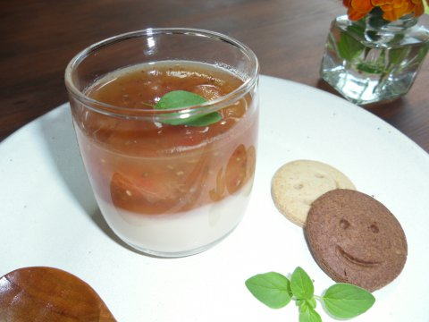 夏の特製デザート!:画像