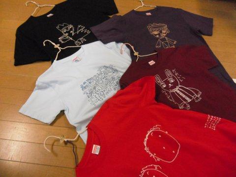 わたしの会社オリジナルTシャツ発売中!:画像
