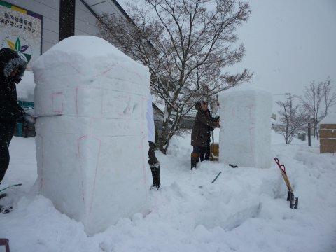 【平成24年の情報】2月9日 会場の様子:画像
