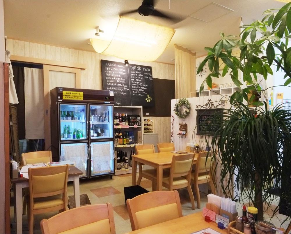 陽Cafe(ひなたカフェ)店内1