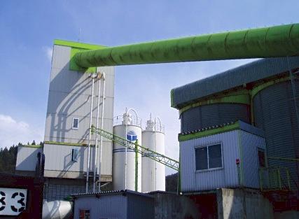 生コン工場