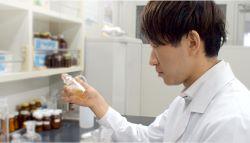 薬をつくる確かな技術と品質